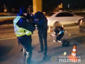 В Киеве на мосту Метро полиция устроила стрельбу - фото 3
