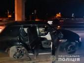 В Киеве на мосту Метро полиция устроила стрельбу - фото 2