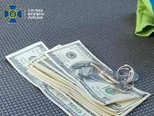 В Харькове разоблачили во взятке в 1,5 тыс. долл. военного медика Нацгвардии - фото 1