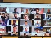 Онлайн тренировки: испанский клуб Лунина провел первую тренировку на карантине - фото 1