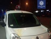 Не повезло: в столице остановили пьяного водителя в 50 м от его дома - фото 1