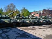 В украинскую армию передали модернизированные танки - фото 2