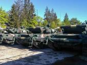 В украинскую армию передали модернизированные танки - фото 4
