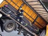 В Днепропетровской области временно прекратили ликвидацию последствий обрушения моста - фото 2