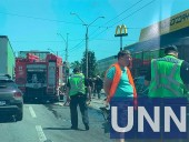 На столичной Петровке произошло ДТП с участием троллейбуса - фото 3