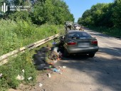 В ДТП с участием военнослужащего погибли мужчина и ребенок - фото 2