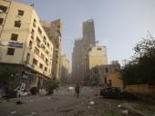 """Взрыв в Ливане: армия Израиля заявила, что пришло время """"отложить конфликт"""", Иерусалим предложил помощь - фото 2"""