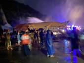 Авиакатастрофа в Индии: число жертв возросло до 20 человек - фото 1