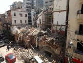 Взрыв в Ливане: судно, груз которого взорвался - затонуло в 2018 году в порту Бейрута - фото 3