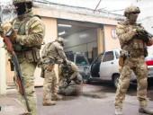 В Черкассах провели антитеррористические учения в колонии - фото 1