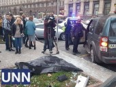 В Киеве на Майдане Независимости произошло смертельное ДТП - фото 1