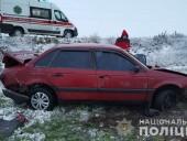 В Запорожской области в ДТП попали представители гражданской сети ОПОРА - фото 1
