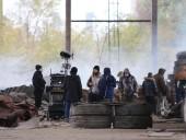 """Последняя съемочная неделя: Сенцов показал, как работает над фильмом """"Носорог"""" - фото 6"""