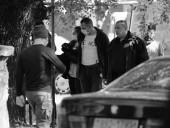 """Последняя съемочная неделя: Сенцов показал, как работает над фильмом """"Носорог"""" - фото 4"""