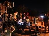 """Последняя съемочная неделя: Сенцов показал, как работает над фильмом """"Носорог"""" - фото 3"""