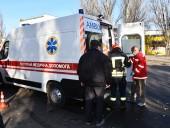 В Николаеве двух рабочих засыпало землей и привалило бетонной плитой - фото 1