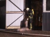В Киеве произошел масштабный пожар на складе - фото 2