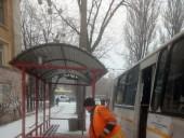 Киев засыпало снегом: коммунальщики усиленно убирают улицы - фото 3