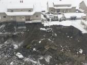 В Норвегии продолжаются поиски пострадавших в результате масштабного оползня - фото 6