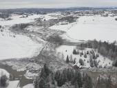 В Норвегии продолжаются поиски пострадавших в результате масштабного оползня - фото 2