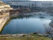 В водозаборе под Севастополем истощился запас воды - фото 1