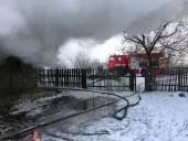 В Павлограде на пожаре погиб годовалый ребенок - фото 1