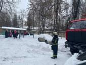 В Киеве загорелся детсад: на морозе эвакуировали более 120 детей - фото 3