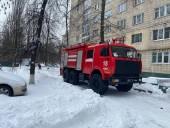 В Киеве загорелся детсад: на морозе эвакуировали более 120 детей - фото 1