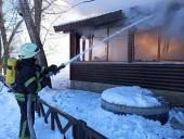 """В парке """"Муромец"""" выгорело кафе: появились фото - фото 7"""