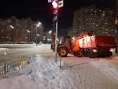 В столице за сутки вывезли 16 тыс. тонн снега - фото 2