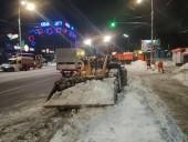В столице за сутки вывезли 16 тыс. тонн снега - фото 1