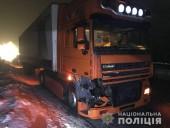 Шел посреди трассы: грузовик насмерть переехал парня - фото 1