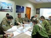 Делегация Вооруженных Сил Великобритании посетила район проведения ООС - фото 1