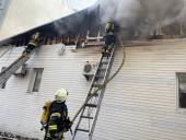 Пожар в историческом здании с рестораном в центре Киева потушили - фото 3