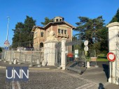 Колючая проволока и военные: показываем, как охраняют квартал в Женеве, где пройдет встреча Путина и Байдена - фото 4
