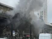 В Лондоне на одной из станций метро произошел мощный взрыв - фото 3