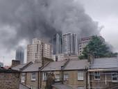 В Лондоне на одной из станций метро произошел мощный взрыв - фото 2