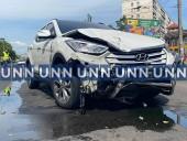 В результате ДТП на Оболони одну из машин отбросило на тротуар с людьми - фото 2