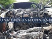 В Киеве вспыхнул автомобиль, когда его тестировали водитель и механик СТО - фото 4