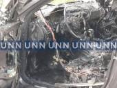 В Киеве вспыхнул автомобиль, когда его тестировали водитель и механик СТО - фото 5