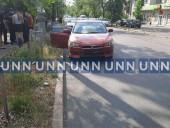 В Днепровском районе Киева автомобиль сбил 5-летнего ребенка - фото 1