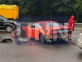 Безумная поездка на 30-летие: в Киеве мужчина на арендованном спортивном Ford Mustang попал в ДТП - фото 2
