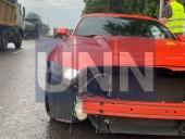 Безумная поездка на 30-летие: в Киеве мужчина на арендованном спортивном Ford Mustang попал в ДТП - фото 5