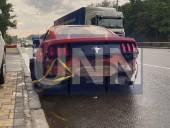 Безумная поездка на 30-летие: в Киеве мужчина на арендованном спортивном Ford Mustang попал в ДТП - фото 6