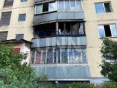 Увидели огонь на балконе: в Киеве произошел пожар в квартире с тремя детьми - фото 1