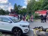 Увидели огонь на балконе: в Киеве произошел пожар в квартире с тремя детьми - фото 2