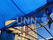 Отошел на минуту, а когда вернулся палатка с овощами пылала: в Киеве огонь уничтожил торговую точку - фото 2