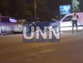 В Киеве пьяный водитель став виновником двойной ДТП: три человека госпитализированы - фото 6