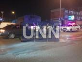 В Киеве пьяный водитель став виновником двойной ДТП: три человека госпитализированы - фото 3