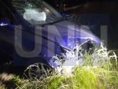 Под Киевом после столкновения авто, где находился 6-летний мальчик, перевернулось и вылетело на обочину - фото 8